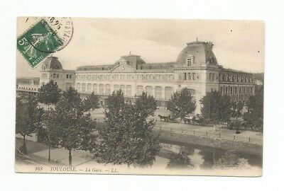 CPA  31 TOULOUSE  Gare