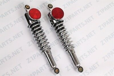 H1 500 KH500 - Rear Shocks LIFETIME WARRANTY