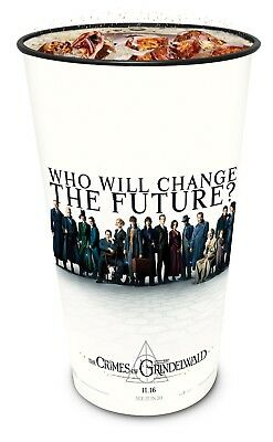 Fantastic Beasts 2 Movie Theater Exclusive 44 oz Plastic Cup