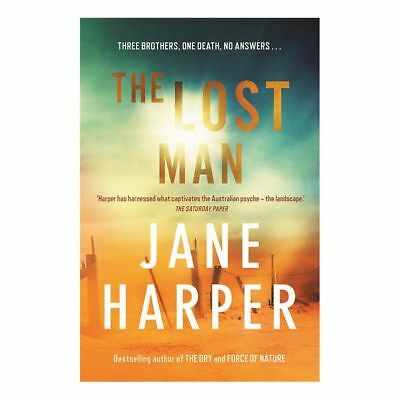 NEW The Lost Man