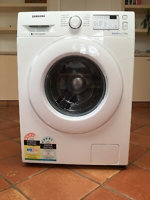 Almost New Samsung 7.5kg Front Load Washer