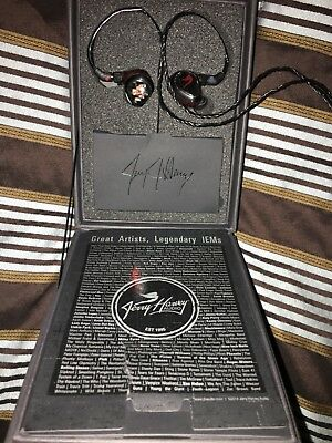 Astell & Kern ANGIE In-Ear Monitors By Jerry Harvey Audio 8 Driver Design IEM