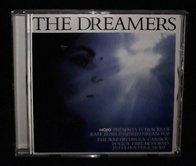 The Dreamers (Mojo Presents 15 Tracks Of Kate Bush-Inspired Dream Pop) (CD) UK