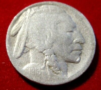 1913S Ty1 BUFFALO NICKEL VF Details RB2230 49 cent Shipping, FREE SHIPPING on 3+
