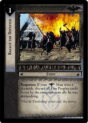 LOTR TCG Discovered x2 4R223 The Two Towers Lord of the Rings MINT  x2