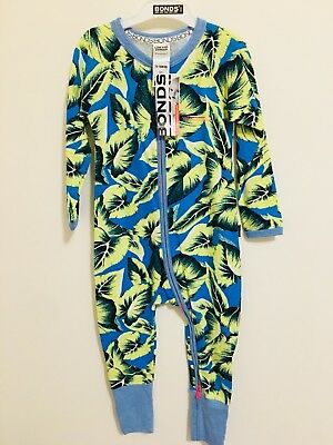 Bonds Hawaii / Leaves Zippy size 1