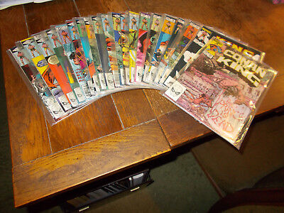 King Conan / Conan the King - Complete set of 55 issues 1-55 Marvel 1980 Ave VFN