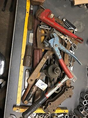 Vintage Box Of Randomness! Tools! Pocket Knives! Lighters! And More!