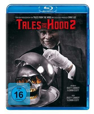 TALES FROM THE HOOD 2 - Blu Ray Region B/UK - Keith David
