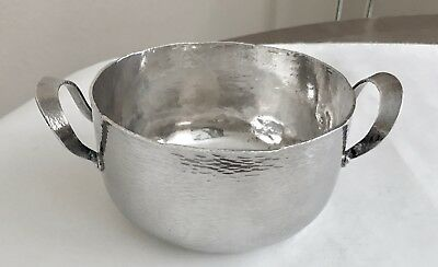Antique Dominick & Haff Hand Hammered Sterling Silver Sauce Pan