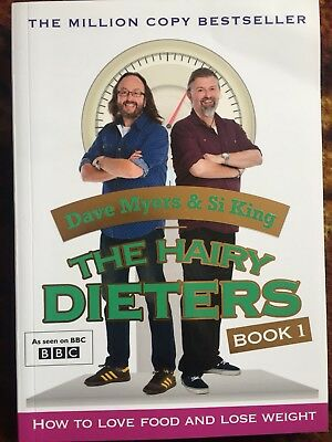 The Hairy Dieters Book 1 Dave Myers & Si King Cookbook