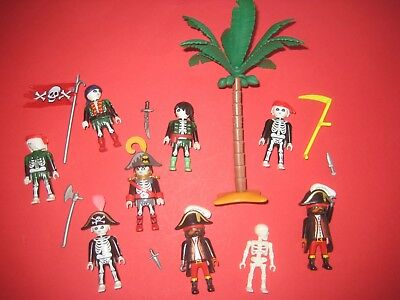 älteres Playmobil /Piraten / Geisterpiraten mit Palme