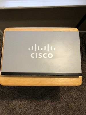 Cisco SF200-48 48-Port 10/100 Switch Excellent Condition
