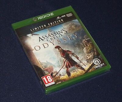 Assassin's Creed Odyssey Limited Edition  - XBOX One