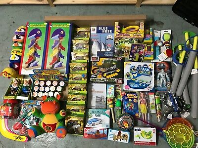 Large Mixed Joblot of Toys/Games/Puzzles etc - All New