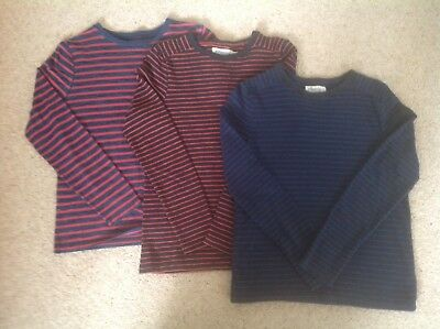 3 X Boys Mini Boden Long Sleeve Tops - Age 13-14yrs