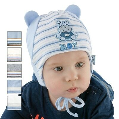 Brand New  Cute Colourful Soft Cotton Boy/toddler/baby Autumn/spring Tied Hat