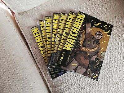 Before Watchmen lot collection (n°1-7) Souple - Urban Comics FR