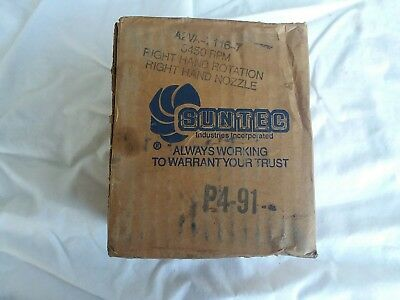 Suntek A2Va-7116-7 Oil Burner Pump Never Used (1)