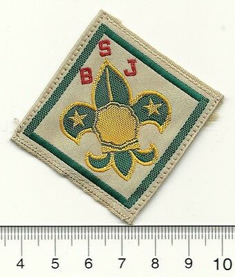Boy Scouts of Japan Investiture Badge