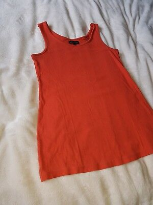 Womans NEXT maternity vest top 14 Orange