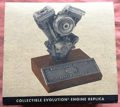 Harley-Davidson Collectible Replica Evolution Engine 99399-98V Nib