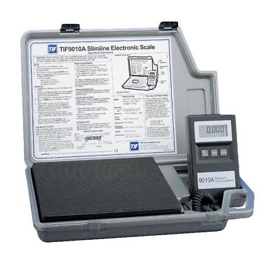 Electronic Scale Charging Meter TIF9010A 110 lbs/50 kg Capacity Portable Bx