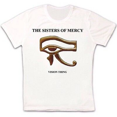 The Sisters Of Mercy Vision Thing Gothic Rock Andrew Eldritch Unisex T Shirt 94