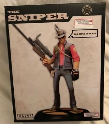 Team Fortress 2 The Red Sniper Exclusive Statue Figure Gaming Heads