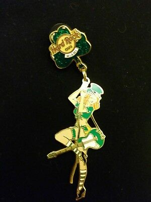 Hard Rock cafe 2006 collectible St. Patrick's day pin