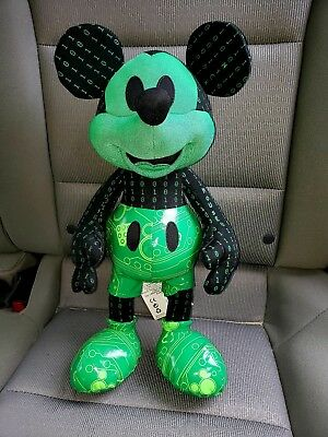 Disney Mickey Mouse Memories Plush October Limited Edition NWT In Hand