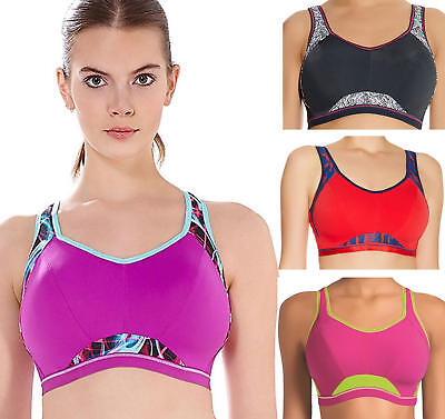 0302b13d19 FREYA ACTIVE EPIC Bra Underwired Moulded Sports Bras 4004 - £11.99 ...
