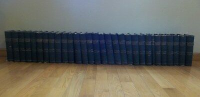 Encyclopedia Britannica1906 Werner EditionwithIndex & Guide to Sup. Readings