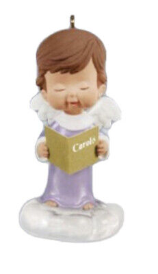 Hallmark Keepsake Ornament Mary's Angels 25th Series 2012- Sterling Rose