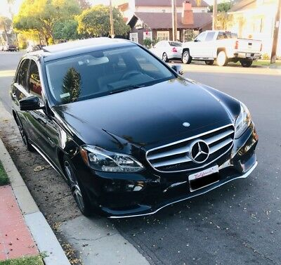2014 Mercedes-Benz E-Class  2014 Mercedes Benz E 350
