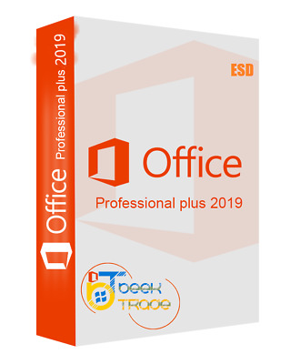 Microsoft Office 2019 Professional Plus MS Office PRO product key per email