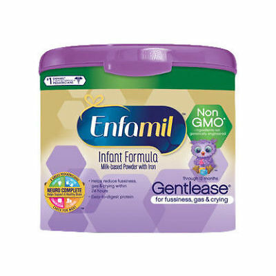 1 Can - Enfamil Gentlease NeuroPro Baby Formula 8oz and extras!