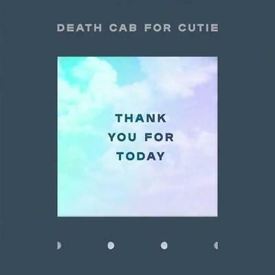 Thank You for Today by Death Cab for Cutie (CD, Aug-2018, Atlantic) SEALED!