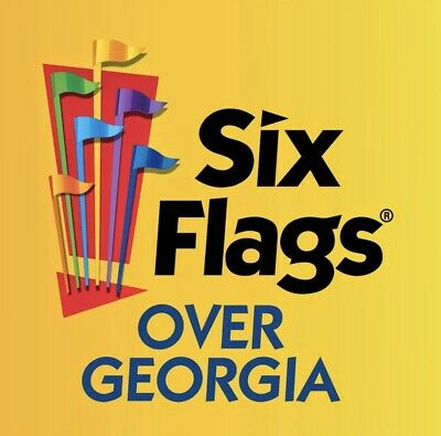 Six Flags Over Georgia Tickets Promo Discount ~ Huge Savings Only $33
