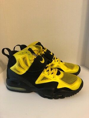superior quality a1b6d be121 ... ireland raremens nike air max express black speed yellow size 14  steelers 50ea2 d9c06