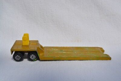 Alter Low Loader Matchbox Super Kings Lesney England 70er