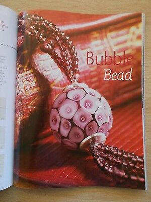 Beads etc #5~Wire~Metal Clay~Jewellery~T-Shirt~Lentil Necklace~Bubble Bead