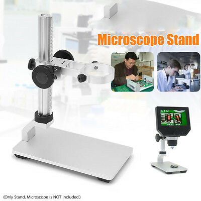 Aluminium Alloy Stand Bracket Holder for Digital Microscope Suitable for Most
