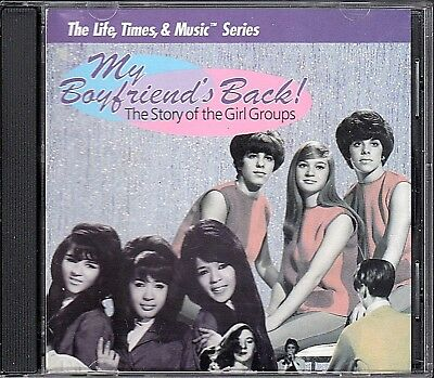 My Boyfriend's Back: The Story Of The Girl Groups~The Chiffons~Various Artist~CD