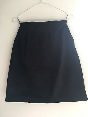 Abbey Road Black Vintage Skirt 6/8