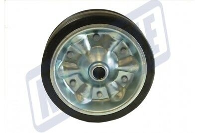 Maypole Genuine Pu Steel Jockey Wheel Fits Mp9741 Mp9743 Mp9744 200Mm Mp97435