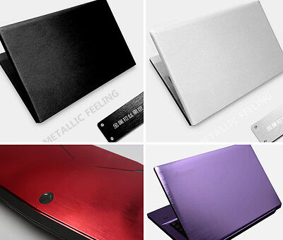 KH Laptop Brushed Sticker Skin Cover Protector for Dell XPS L502x
