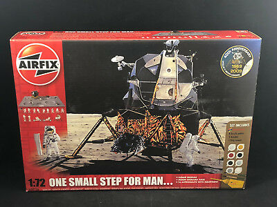 Airfix One Small Step For Man 1:72 Scale Plastic Model Kit A50106 New in Box