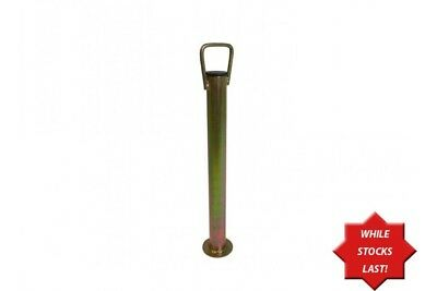 Trailer Prop Stand With Handle 450 X 42Mm Standard Duty Genuine Maypole Mp49201