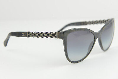 e06788d60b Chanel women s Gray Marble designer sunglasses 5326 c.1456 S6 58-16 140
